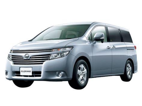 Nissan Elgrand (E52) 08.2010 - 12.2013
