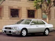 Nissan Gloria рестайлинг 1997, седан, 10 поколение, Y33