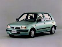 Nissan March 1992, хэтчбек 5 дв., 2 поколение, K11