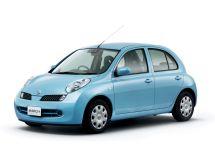 Nissan March рестайлинг, 3 поколение, 08.2005 - 05.2007, Хэтчбек 5 дв.
