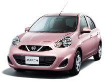 Nissan March рестайлинг, 4 поколение, 06.2013 - н.в., Хэтчбек 5 дв.