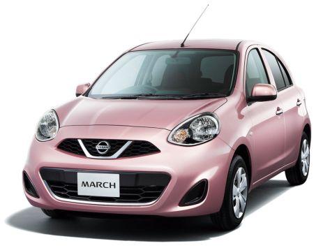 Nissan March K13