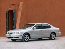 Nissan Maxima 5 поколение, 01.2000 - 10.2006, Седан