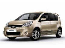 Nissan Note рестайлинг, 1 поколение, 10.2008 - 06.2013, Хэтчбек 5 дв.