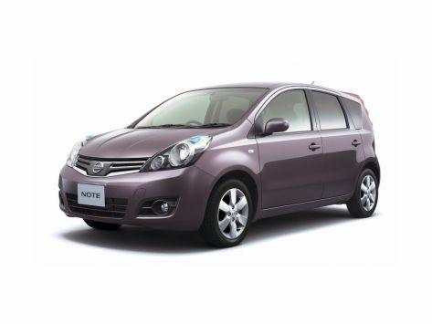 Nissan Note (E11) 01.2008 - 08.2012