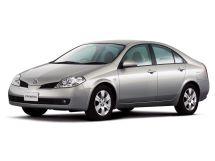 Nissan Primera рестайлинг 2003, седан, 3 поколение, P12