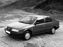 Nissan Primera 1991, лифтбек, 1 поколение, P10