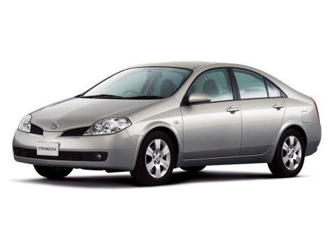 Nissan Primera (P12) 07.2003 - 12.2005
