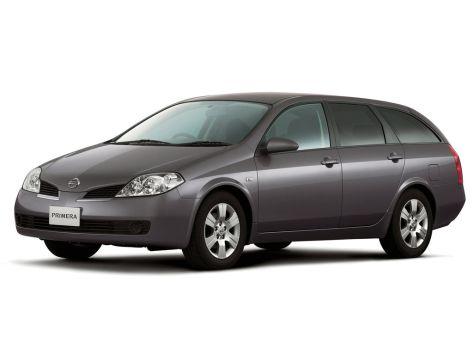 Nissan Primera (P12) 07.2003 - 11.2005