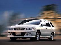 Nissan R'nessa рестайлинг 2000, универсал, 1 поколение, N30
