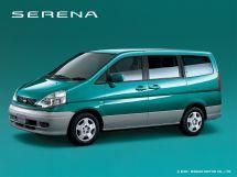 Nissan Serena 2 поколение, 06.1999 - 11.2001, Минивэн