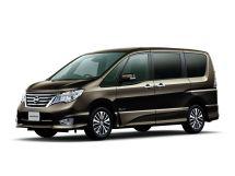 Nissan Serena рестайлинг, 4 поколение, 12.2013 - 07.2016, Минивэн