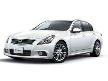 Nissan Skyline рестайлинг, 12 поколение, 01.2010 - 05.2014, Седан