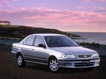 Nissan Sunny 1998, седан, 9 поколение, B15