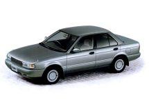 Nissan Sunny 1990, седан, 7 поколение, B13