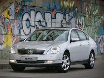 Nissan Teana рестайлинг, 1 поколение, 12.2005 - 01.2008, Седан