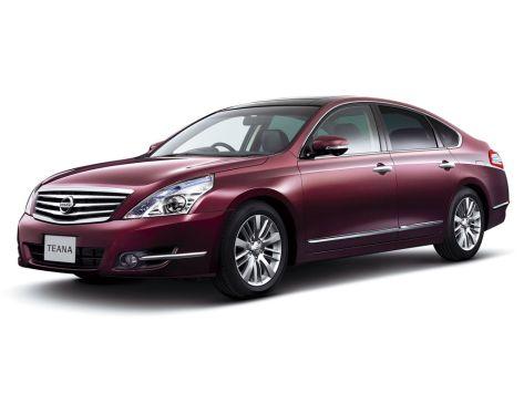 Nissan Teana (J32) 06.2012 - 01.2014