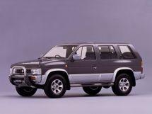 Nissan Terrano рестайлинг 1993, джип/suv 5 дв., 1 поколение, WD21