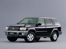 Nissan Terrano рестайлинг 1999, джип/suv 5 дв., 2 поколение, R50