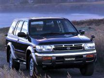 Nissan Terrano 1995, джип/suv 5 дв., 2 поколение, R50
