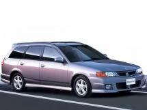 Nissan Wingroad 1999, универсал, 2 поколение, Y11
