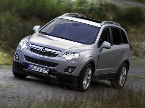 Opel Antara (С145) 11.2010 - 10.2015