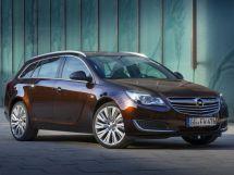 Opel Insignia рестайлинг 2013, универсал, 1 поколение