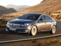 Opel Insignia рестайлинг 2013, лифтбек, 1 поколение, G09