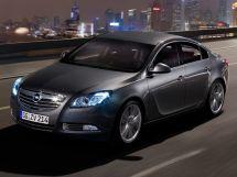 Opel Insignia 2008, лифтбек, 1 поколение, G09