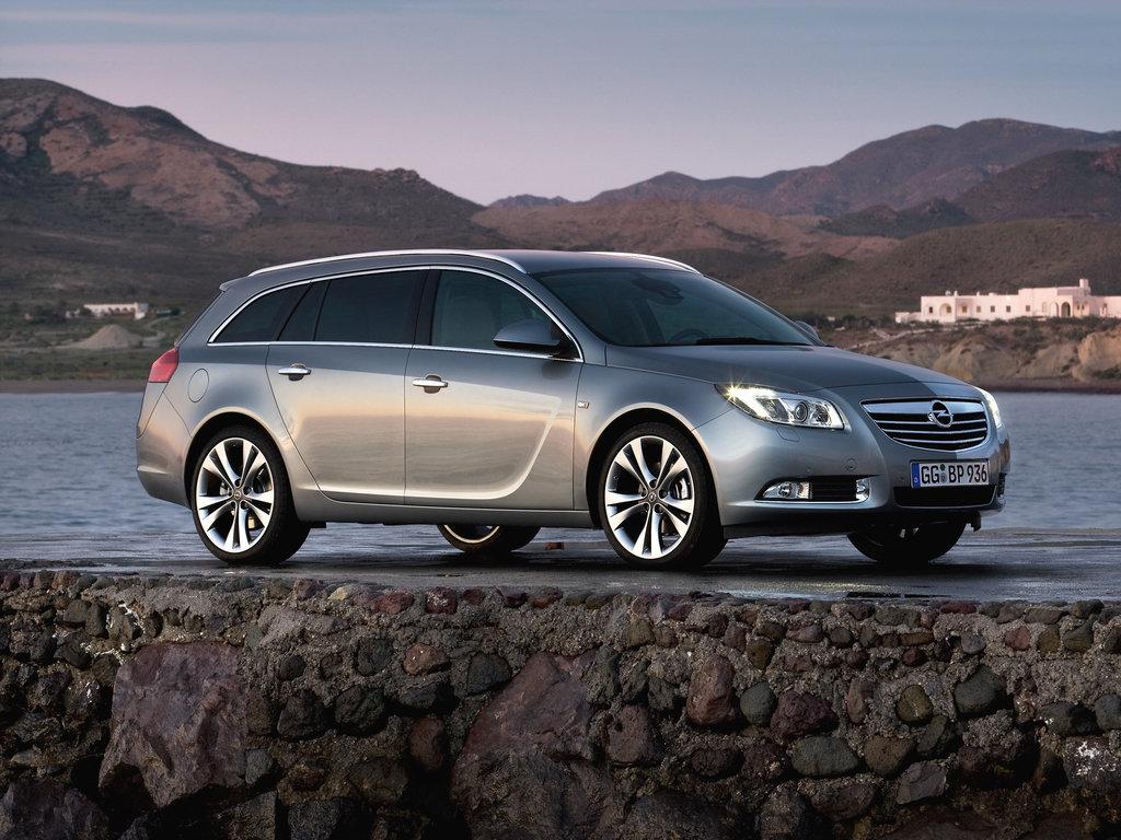 Opel Insignia 2008 2009 2010 2011 2012 Universal 1