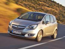 Opel Meriva рестайлинг, 2 поколение, 01.2014 - 10.2015, Минивэн
