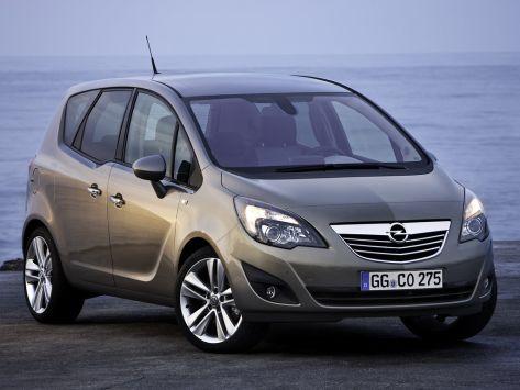 Opel Meriva (B) 11.2009 - 02.2014