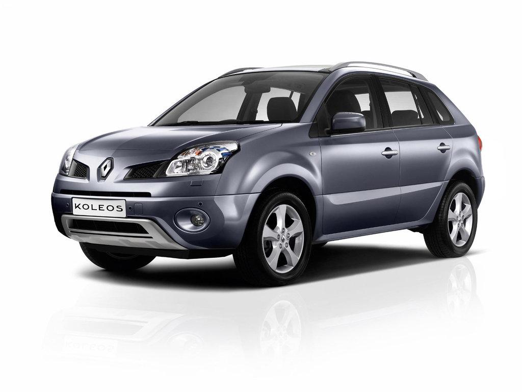 Renault koleos 2009