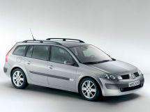 Renault Megane 2 поколение, 09.2002 - 09.2006, Универсал