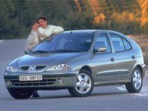 Renault Megane рестайлинг, 1 поколение, 03.1999 - 09.2003, Хэтчбек 5 дв.