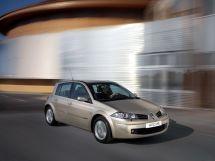 Renault Megane рестайлинг, 2 поколение, 10.2006 - 09.2009, Хэтчбек 5 дв.