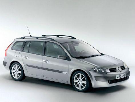 Renault Megane  09.2002 - 09.2006