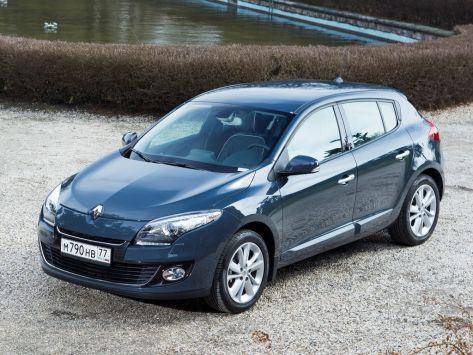 Renault Megane  08.2012 - 06.2014