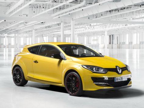 Renault Megane  05.2014 - 04.2016