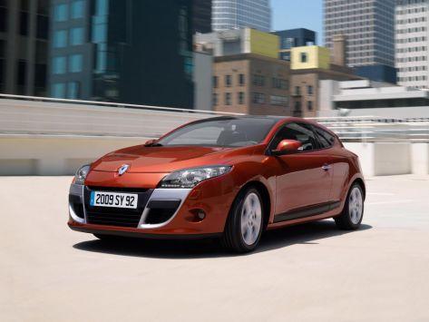 Renault Megane  03.2008 - 04.2012