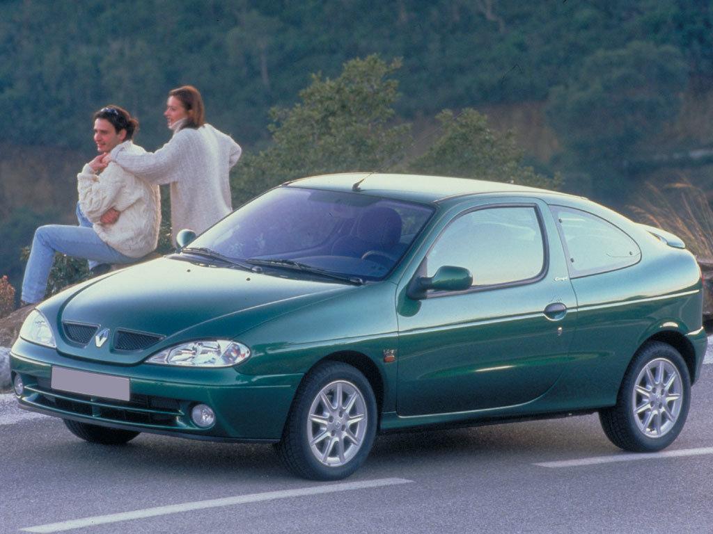 renault megane 1999 года цены