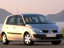 Renault Scenic 2003, хэтчбек, 2 поколение