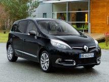 Renault Scenic 2-й рестайлинг 2013, хэтчбек, 3 поколение