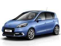 Renault Scenic рестайлинг 2012, хэтчбек, 3 поколение