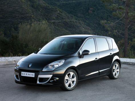 Renault Scenic  07.2009 - 07.2012