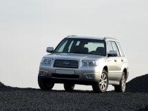 Subaru Forester рестайлинг, 2 поколение, 09.2005 - 02.2008, Джип/SUV 5 дв.