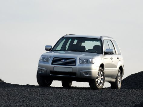 Subaru Forester (SG/S11) 09.2005 - 02.2008