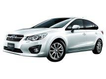 Subaru Impreza 4 поколение, 11.2011 - 10.2014, Хэтчбек 5 дв.