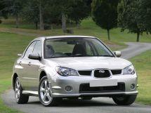 Subaru Impreza 2-й рестайлинг, 2 поколение, 06.2005 - 06.2007, Седан
