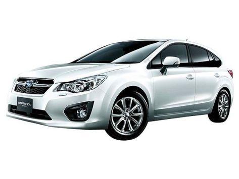 Subaru Impreza GP/G23